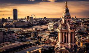 London Landscape VIII by LostChemist