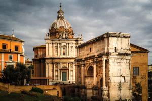 Vecchia Roma - I by LostChemist