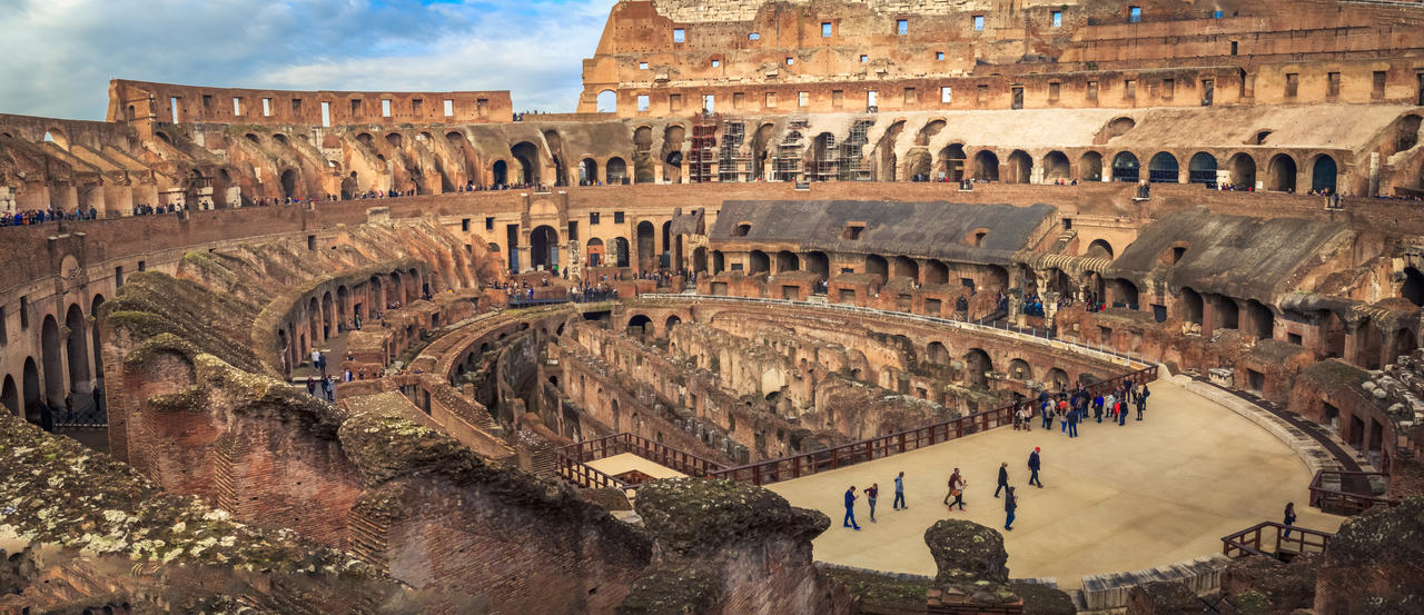 Colosseo XI by LostChemist