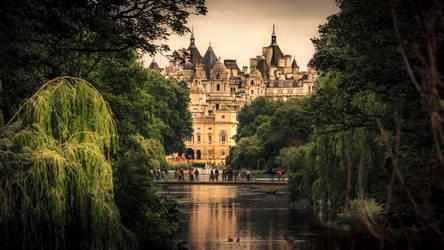 St James Park View I by LostChemist