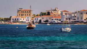 Spetses Coast XVIII