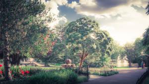 Jephson Gardens VII