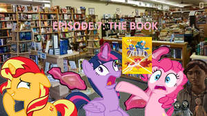 Reyla's Life: Season 2 Episode 7 The Book by harmonyguard