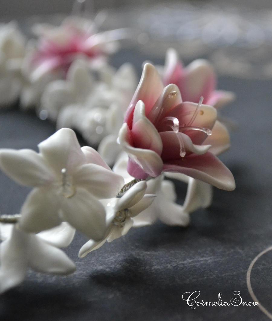 white dream for sakura by CorneliaSnow