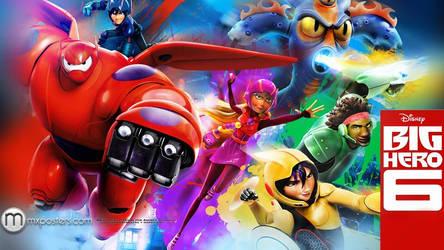 Big Hero 6 by Alyzza12Ong