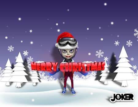JOKER_Merry Christmas