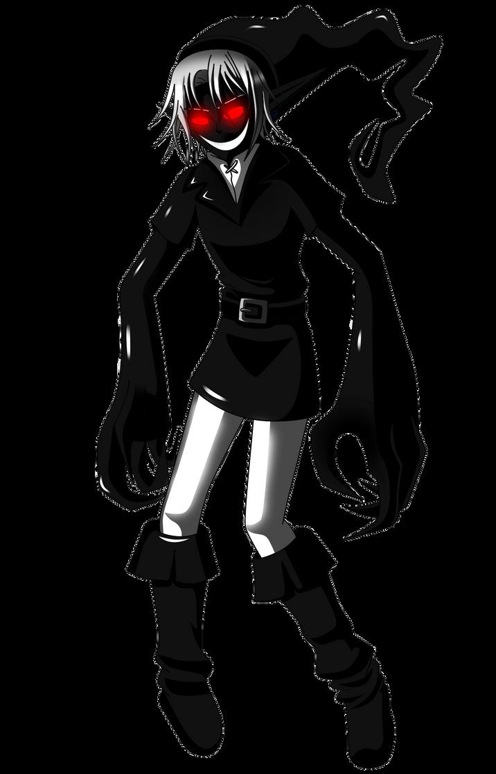 Eeevvvilll Dark Link by 3merald-Princ3ss
