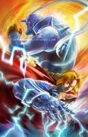 Fullmetal Alchemist by MikaelWang