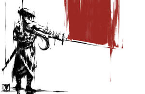 samurai by MikaelWang