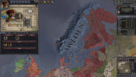 The Grand Odd Realm of Sweden