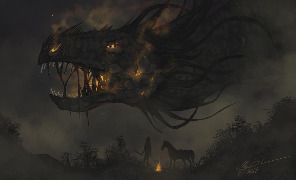 Don't  Wake up the Beast by Bombuska