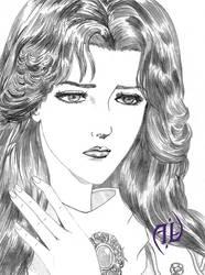 Yuria - Hokuto No Ken by Annalysia