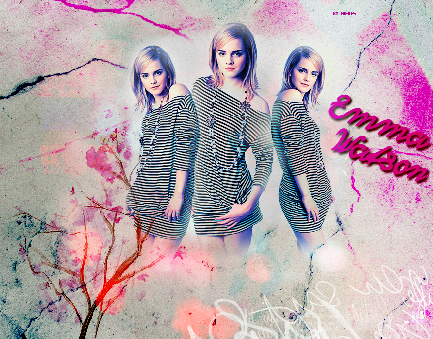 Emma Watson by Sevein18