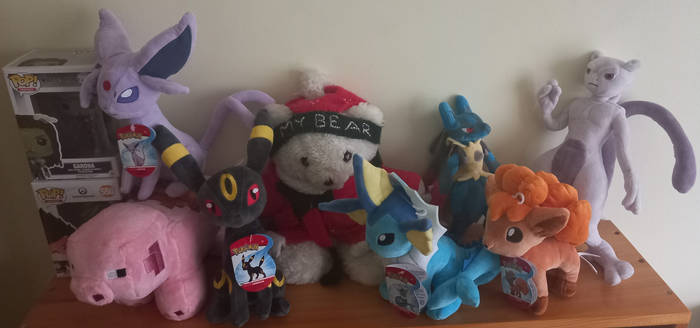 My Plushies and Other Collectibles