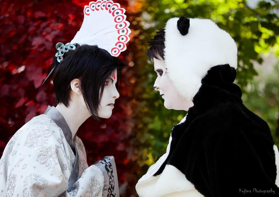 Kung fu panda 2 shen vs po