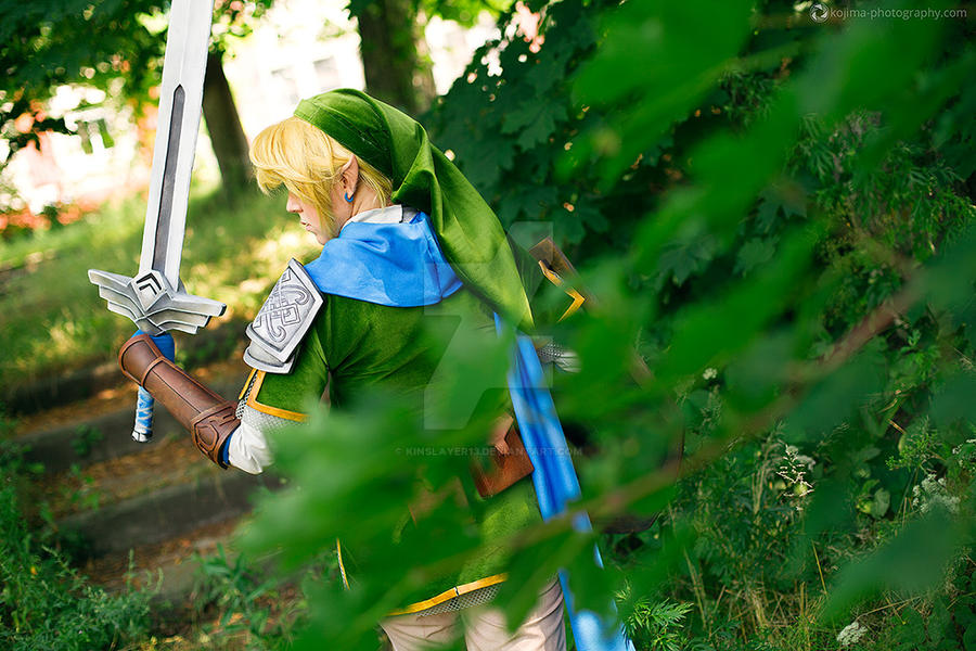 Link by KinslayeR13