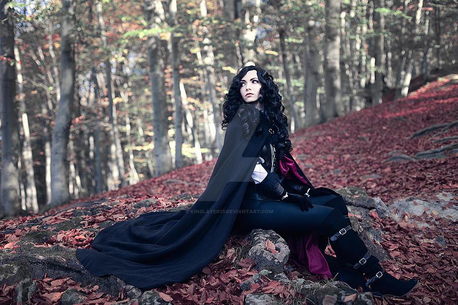 Yennefer Dark version by KinslayeR13