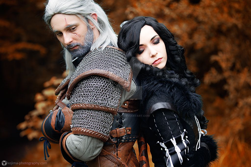 geralt and yennefer by - photo #21