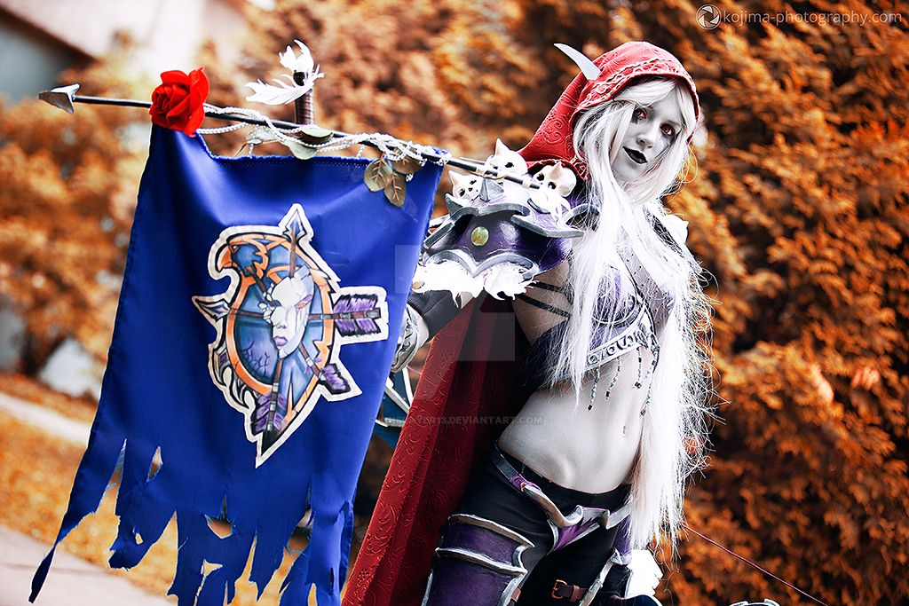 Sylvanas Windrunner by KinslayeR13