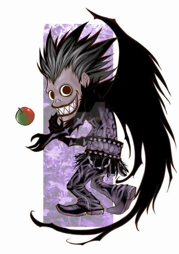 Death Note chibi by siguredo on DeviantArt
