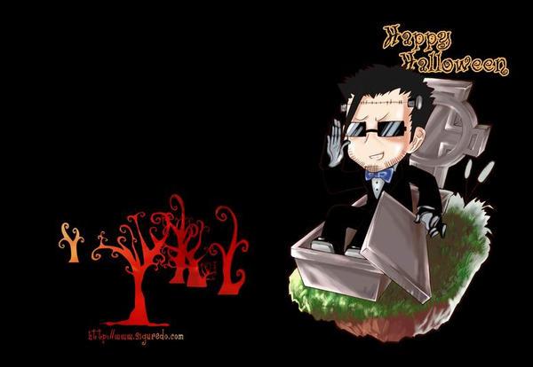 Full Metal - Halloween3 by siguredo