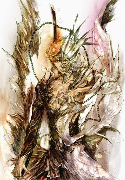 Bleach Ichigo by RAE by siguredo