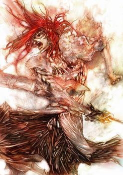 Bleach Renji by RAE