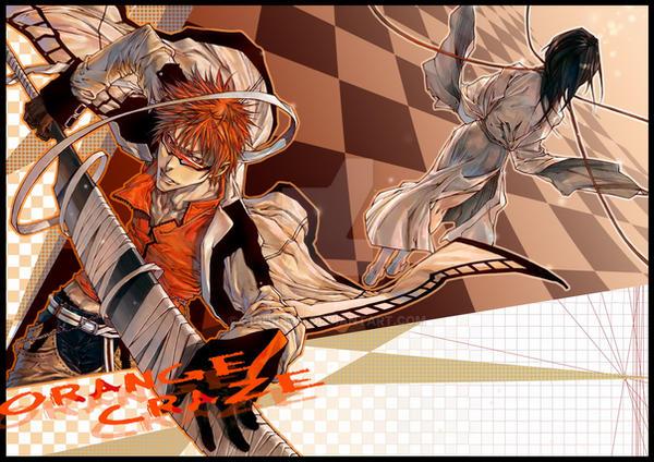 orange craze by RAE by siguredo