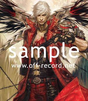 RAE - Dante signed poster