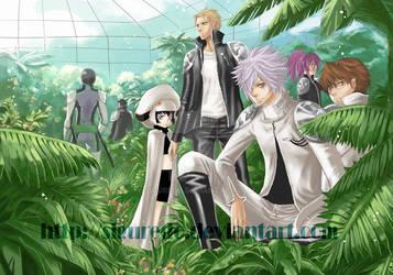 Zen - Gesso Family poster by siguredo