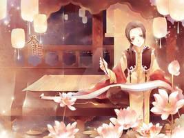 APH fanart - Yao Huang