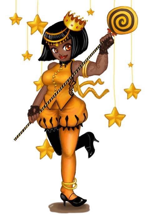 gaiaonline : brown_voodoo by lolverine