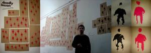 DEADLY LESSON - exhibition