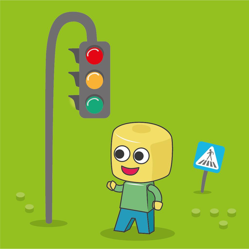 Char1 - school path by 7grims