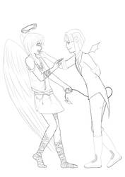 Angels and Demons Dark Lines by the-jayster