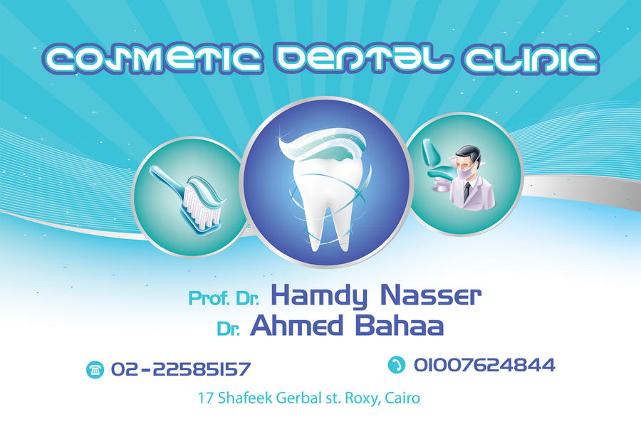 banner dental clinic by moohhamm on DeviantArt