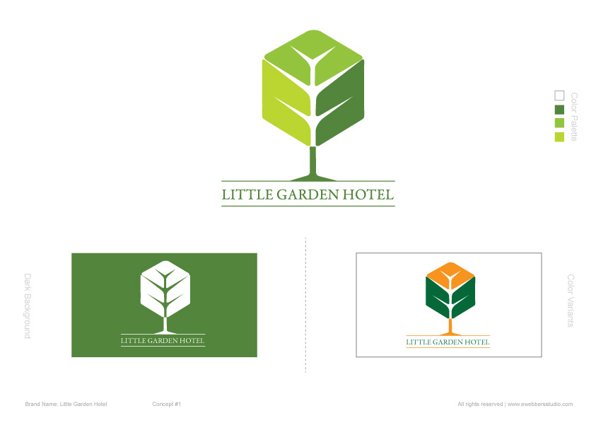 Little Garden Logo By Moohhamm ...