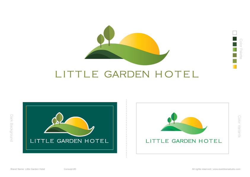 Little garden logo by moohhamm on deviantart for Garden design reddit