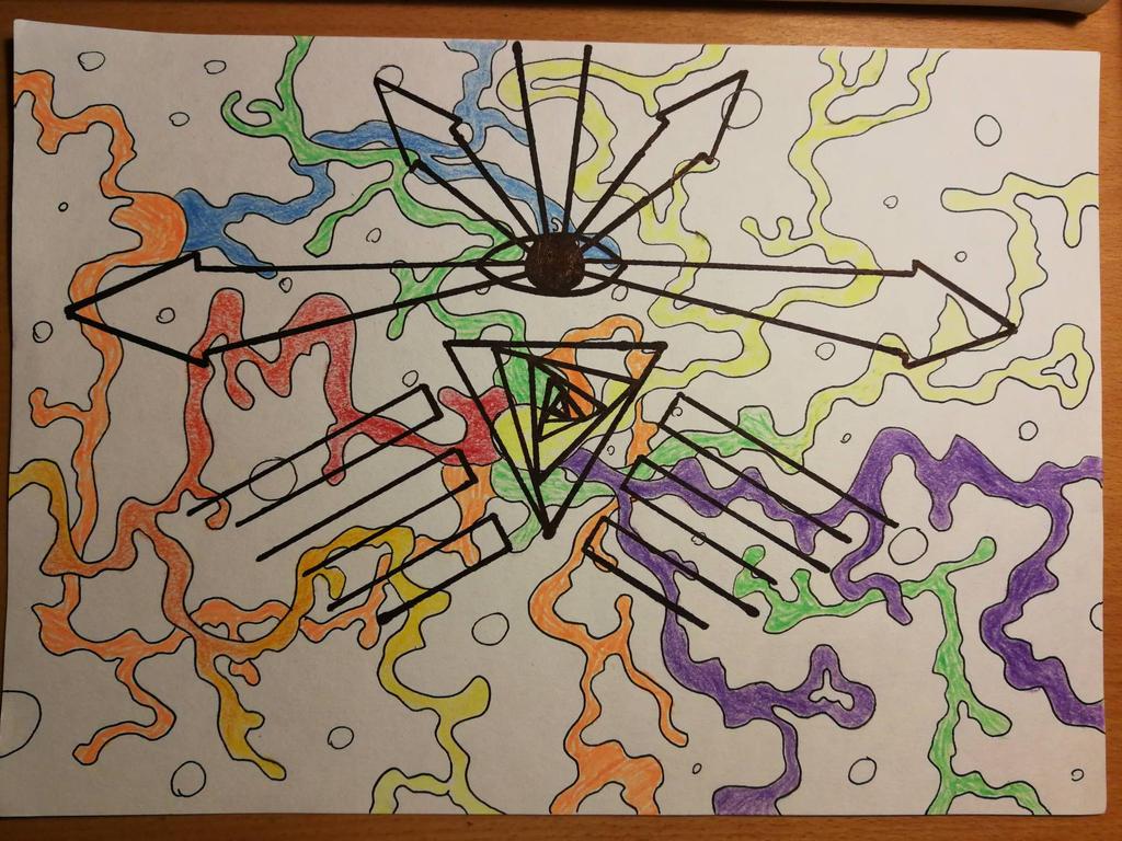 Goa-doodle by JakobLange