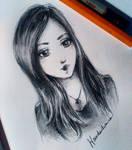 Pretty girl: my imagine by Szura69