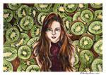 12. Kiwi kiwi kiwi by Szura69