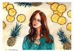 14. Pineapple time by Szura69