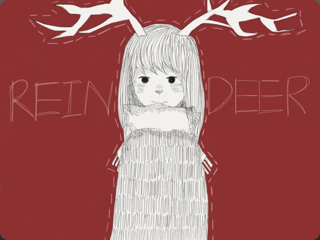 Reindeer by airin5