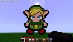 Link - Minecraft by Dartheh