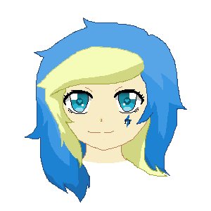Gift: PonyUreta MLP OC humanized (No animated) by HarveyMiki