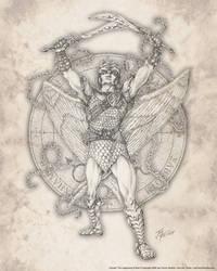 Archangel Camael