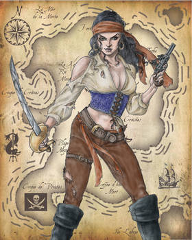 Pirate Girl 2