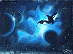 Orca in Space