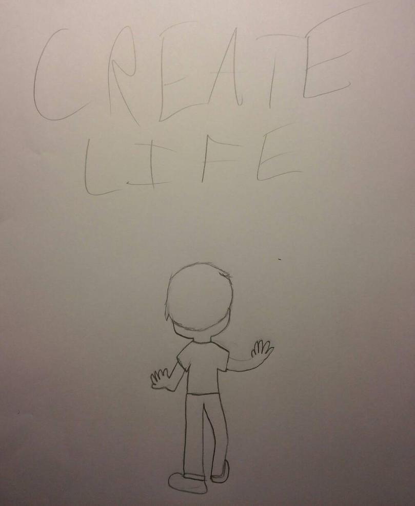 Create Life by CreativePr0cess