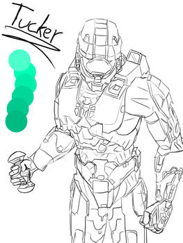 WIP's that might never get finished: Pvt Tucker